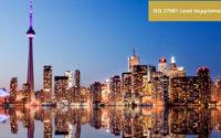 ISO 27001 Training Toronto